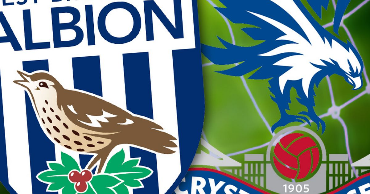 West-Bromwich-Albion-v-Crystal-Palace