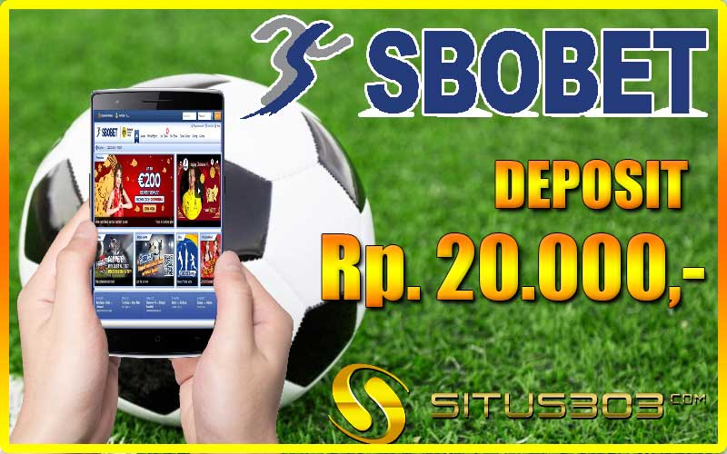 Link Alternatif SBOBET Terbaru 2019