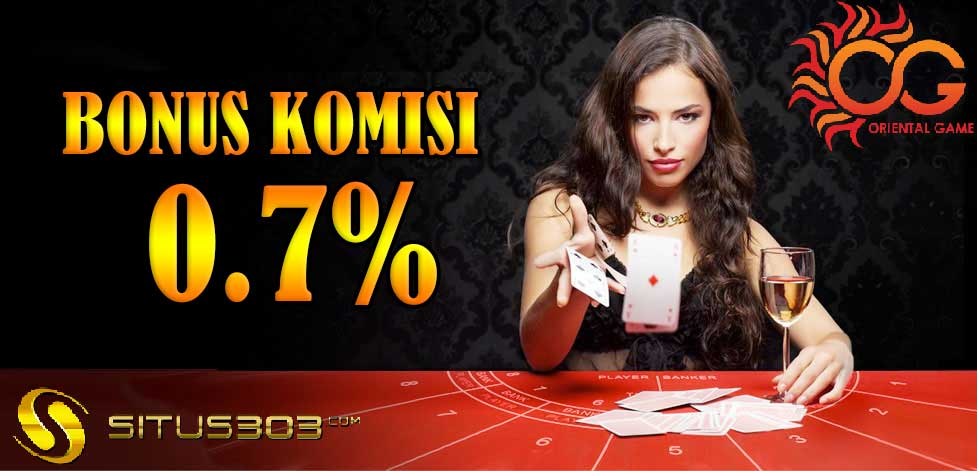 Daftar Oriental Casino Online Indonesia